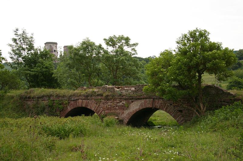 Червоноград мостик