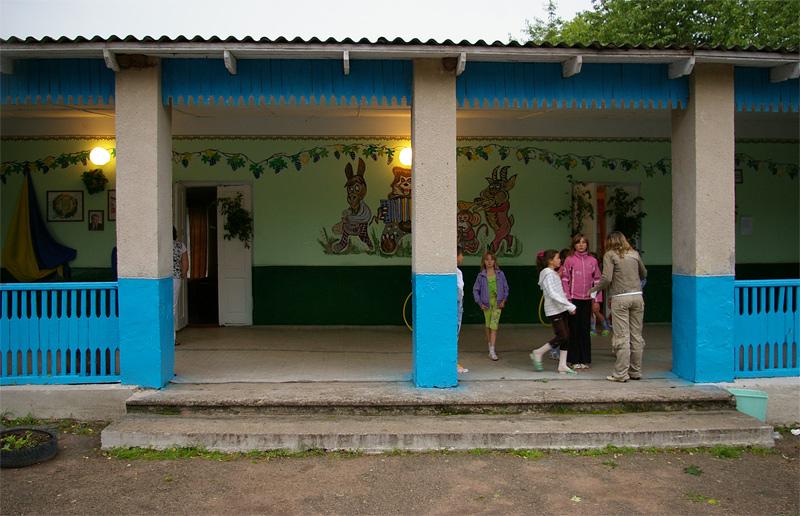 Червоноград, лагерь Ромашка