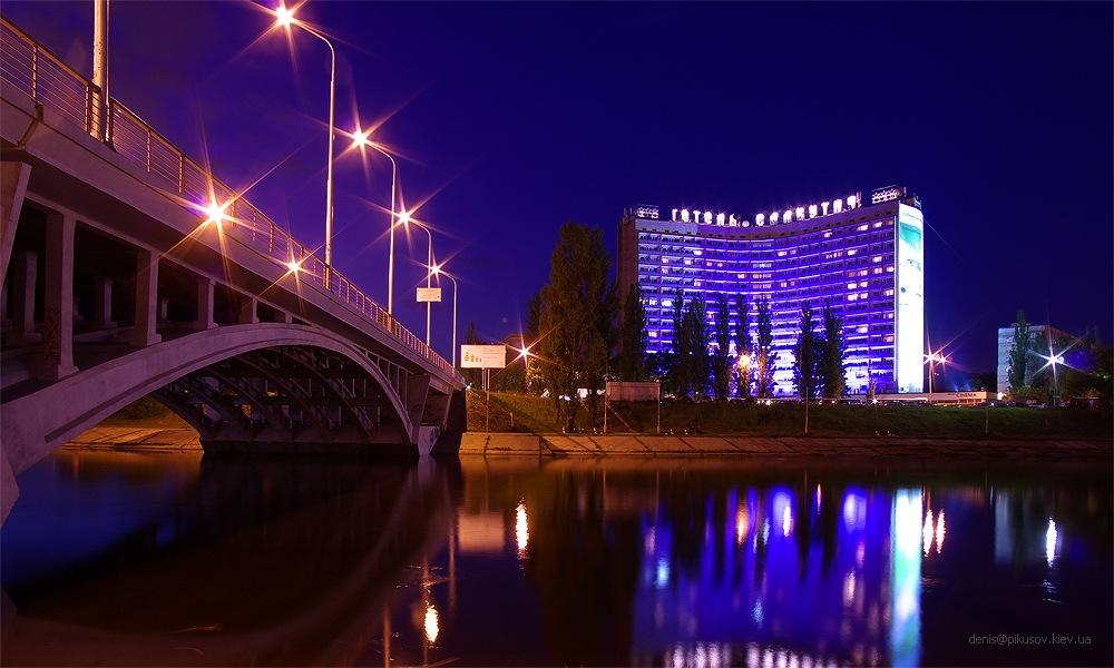 Русановка Славутич Мост