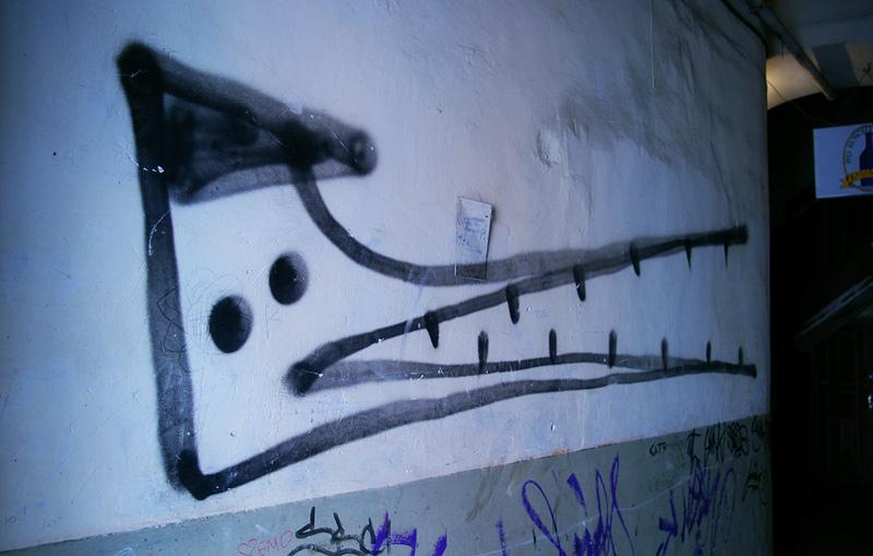 Крокодил в кепке