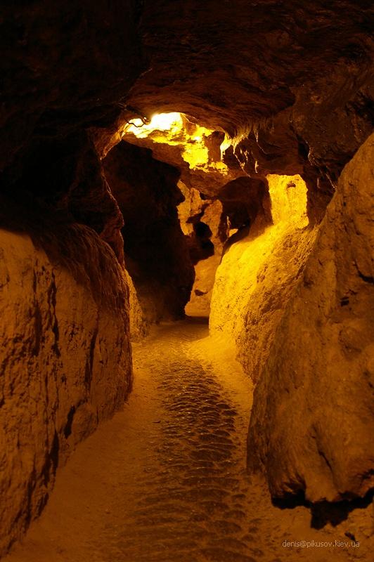 Пещера кривча