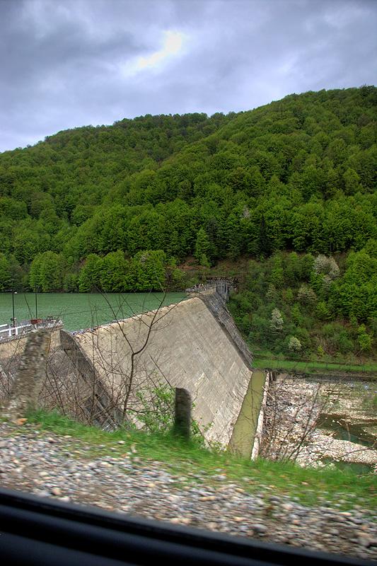 Тереблянское водохранилище