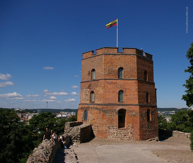 Башня Гедеминаса