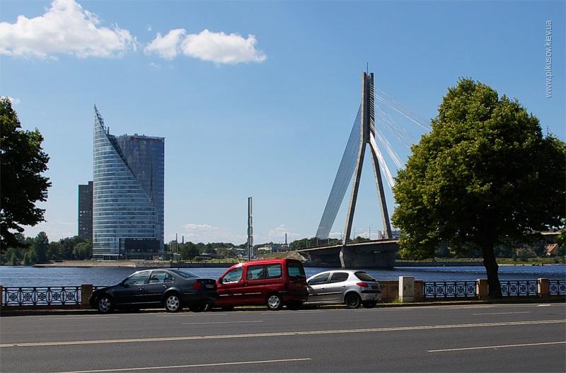 Бизнес-центр в Риге